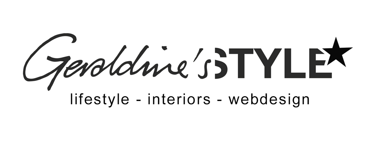Geraldine's Style Sàrl - lifestyle interiors webdesign - Your image, Our passion
