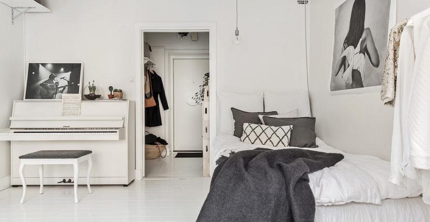 CONSEILS DECO - Un petit espace? Comment aménager son studio ...